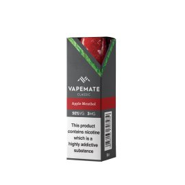 Vape Mate Apple Menthol 10ml