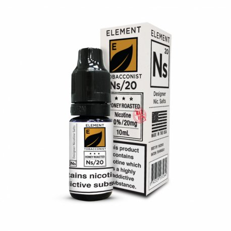 ELEMENT NS20 Honey Roast Tobacco