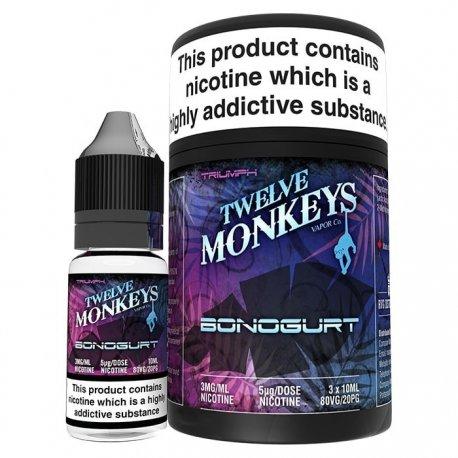 Bonogurt By Twelve Monkeys 3x10ml