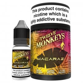 Macaraz By Twelve Monkeys 3 x 10ml