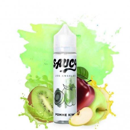 Saucy Pomme Kiwi 60ml