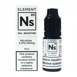 ELEMENT NS20 Nic Shot