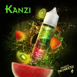 Twelve Monkeys Kanzi 50ml Shortfill