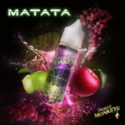 Twelve Monkeys Matata 50ml Shortfill