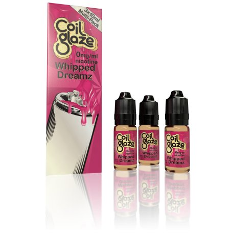 Coil Glaze Honey Bunz 3 x 10ml