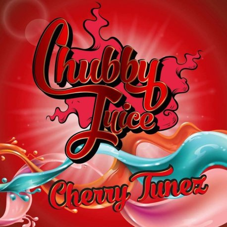 Chubby Juice Cherry Tunes 100ml