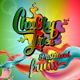 Chubby Juice Pastillized Fruits 100ml zero Nicotine