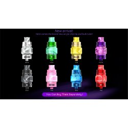 SMOK Baby PRINCE Resin tip & tube set