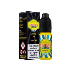 Dinner Lady Lemon Tart 10ml 20mg Nicotine Salts