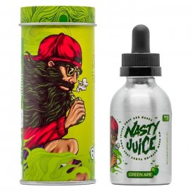 Nasty Juice, GREEN APE 50ml Shortfill