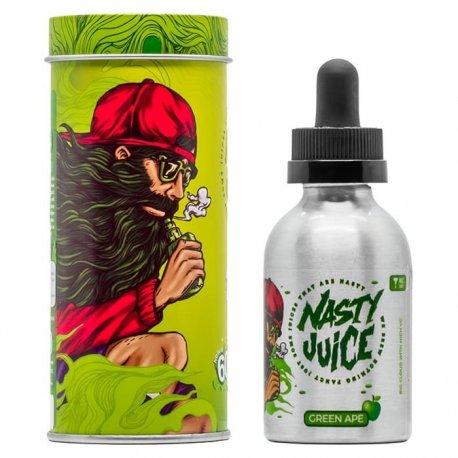 Nasty Juice, green ape 5x10ml TPD Ready