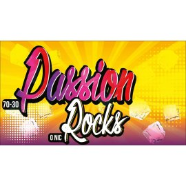 Passion Rocks 50ml Shortfill