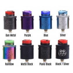 Hell Vape Drop Dead 24mm RDA