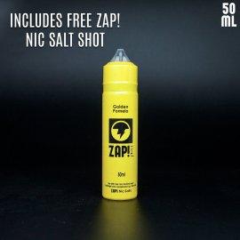 Zap Juice Golden Pomelo 3x10ml Bottles