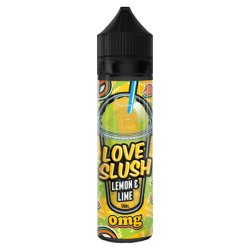 Love Slush Lemon & Lime 50ml Shortfill