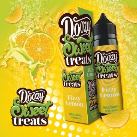 Doozy Vape Co Fizzy Lemon 50ml