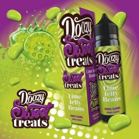 Doozy Vape Co Gummy Bears 50ml