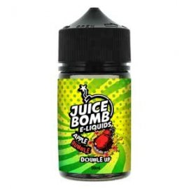 Apple Rumble Double Up E-Liquid 50ml Shortfill
