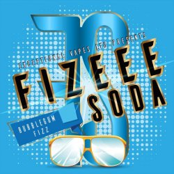 Fizee Soda Bubblegum 50ml