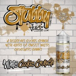 Stubby Juice White Cookie Crunch 25ml