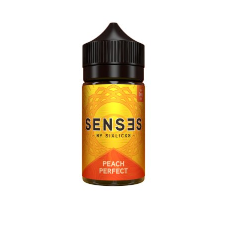 Six Licks Senses Peach Perfect 100ml