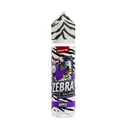 Zebra Juice Apple 50ml Shortfill