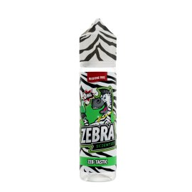 Zebra Juice Zeb Tastic 50ml Shortfill
