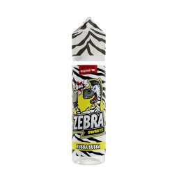 Zebra Juice Zubba Bubba 50ml Shortfill