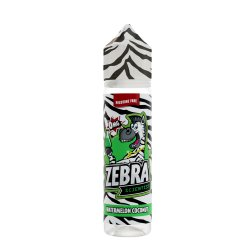 Zebra Juice Watemelon Coconut 50ml Shortfill