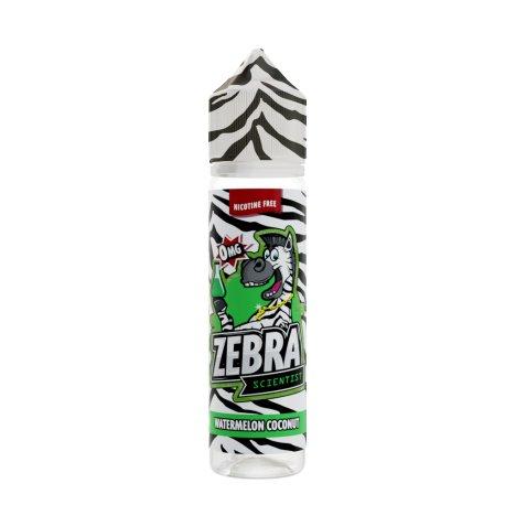 Zebra Juice Watemelon Coconut 50ml Shortfill