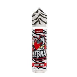 Zebra Juice Grape Juice 50ml Shortfill