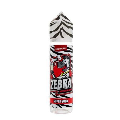Zebra Juice Super Soda 50ml Shortfill