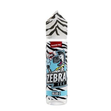 Zebra Juice Blue Z 50ml Shortfill