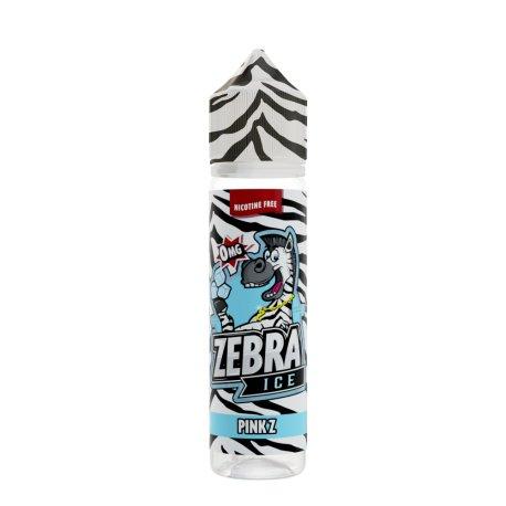 Zebra Juice Pink Z 50ml Shortfill
