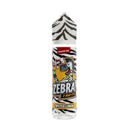 Zebra Juice Twisted Lemon 50ml Shortfill