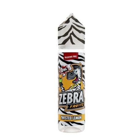 Zebra Juice Twisted Lemon 50ml Shortfill