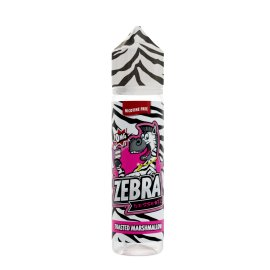 Zebra Juice Toasted Marshmallow 50ml Shortfill