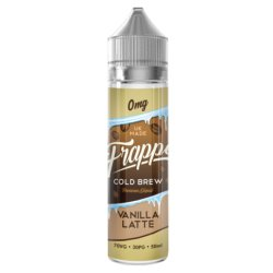 Frappe Vanilla Latte 50ml Shortfill