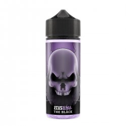 Zeus Juice The Black (Black Astaire) 100ml 0mg High VG