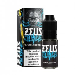 Zeus Juice Dimpleberry 10ml 50/50 or High VG