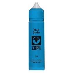 Zap Juice Blue Soda 50ml
