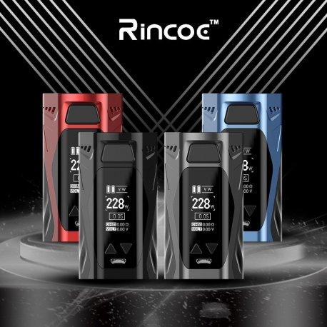 Rincoe - Manto X 228W Box Mod