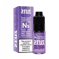 Zeus Black Reloaded NS20 10ml