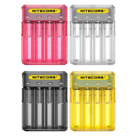 NITECORE Q4 BATTERY CHARGER Q SERIES
