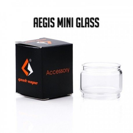 Cerberus Replacement Bubble Glass (Aegis Mini Kit Tank)