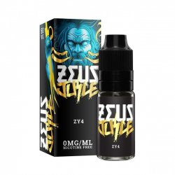 Zeus Juice ZY4 10ml 50/50 and High VG