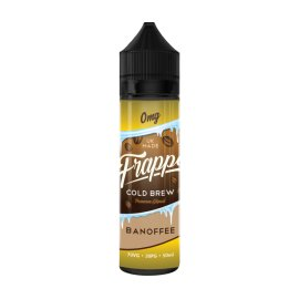 Frappe Banoffee 50ml Shortfill