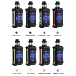 Geek Vape - Aegis X Kit w/ 2ml Cerberus Tank