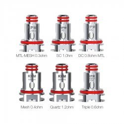 SMOK RPM Coils for Fetch Pro Pods