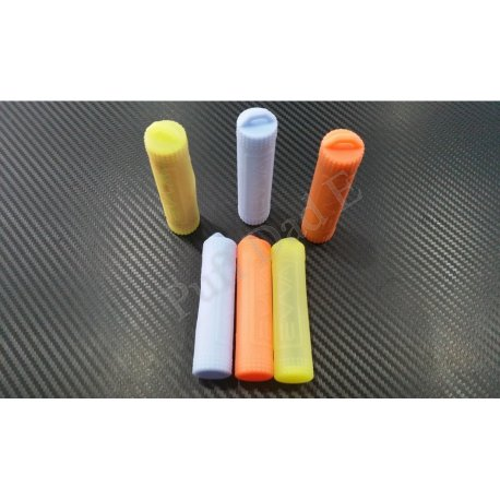 Silicone battery protectors